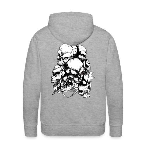 Skulls - Männer Premium Hoodie