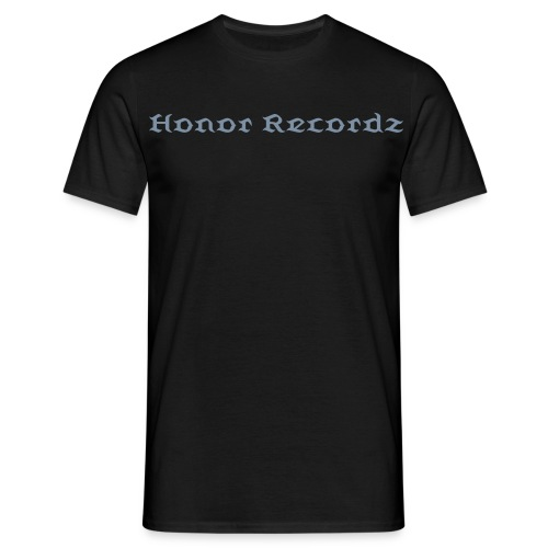 Honor Recordz Shirt - Männer T-Shirt