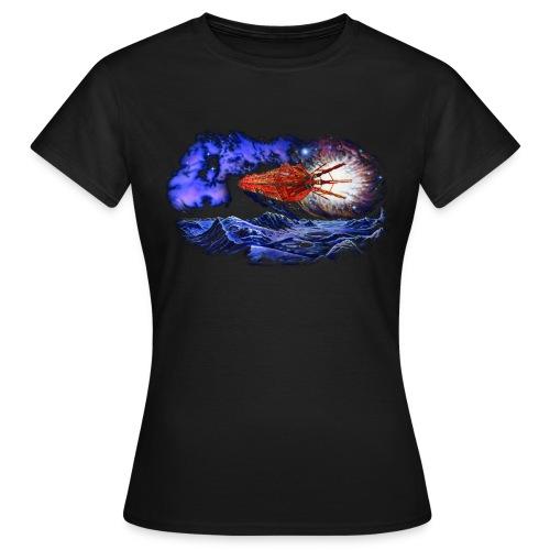 Spaceship - Women's T-Shirt