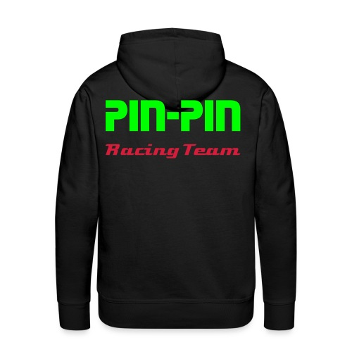 Sweat Pin-Pin vitesse - Sweat-shirt à capuche Premium pour hommes