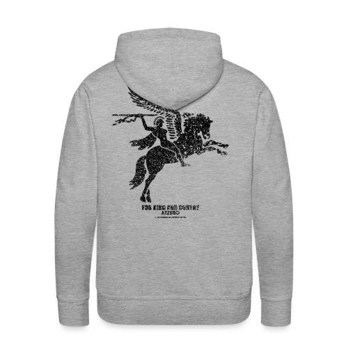 Pegasus 1st & 6th airborne battalion  - Men's Premium Hoodie