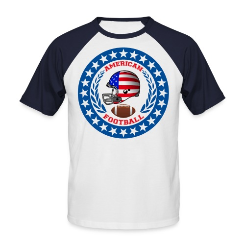 Football - Men's Baseball T-Shirt