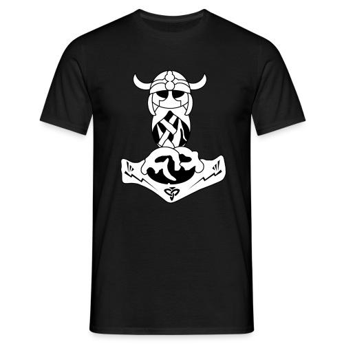 T-Shirt Thors Hammer - Männer T-Shirt