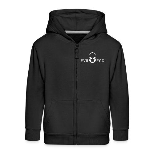 EviEgg Kid's Zip Hoodie - Kids' Premium Zip Hoodie