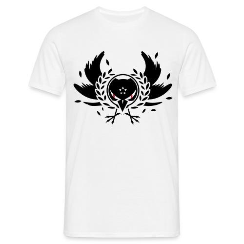 Krähe - Männer T-Shirt