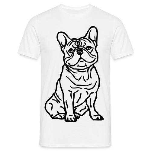 French Bulldog - Männer T-Shirt