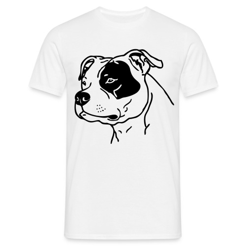 American Stafford - Männer T-Shirt