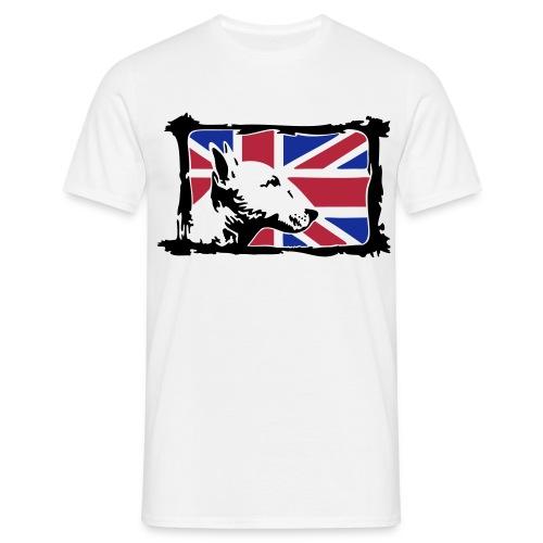 Bullterrier UK - Männer T-Shirt