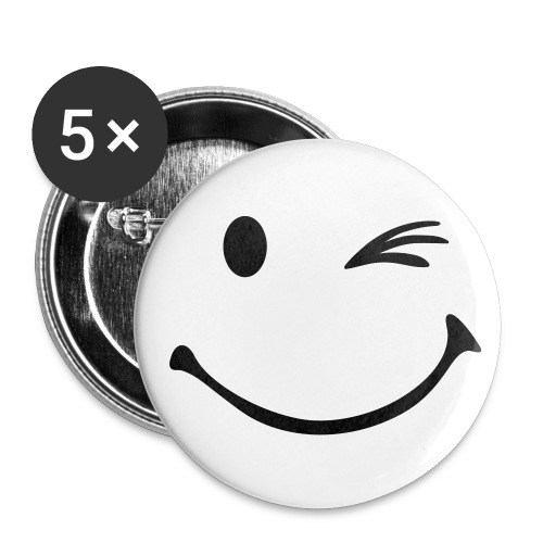 Buttons medium 1.26/32 mm (5-pack)