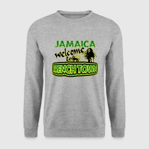 jamaica welcome to trench town Hoodies & Sweatshirts - Men's Sweatshirt