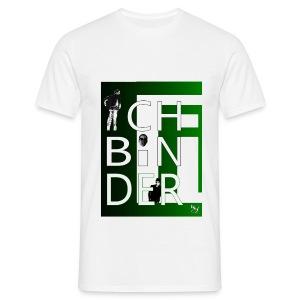 Ich bin der (Grün) - Männer T-Shirt
