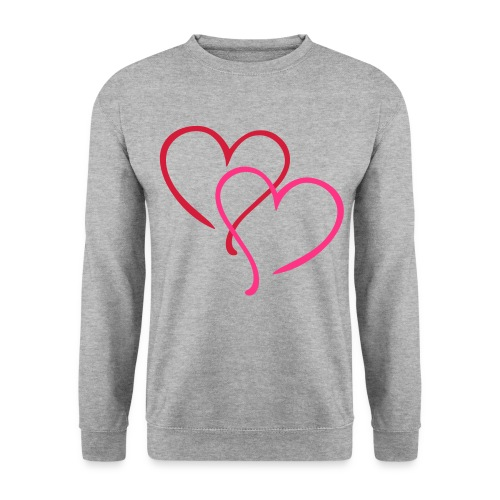 Hearts - Men's Sweatshirt