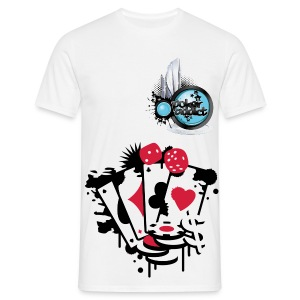 4 ACES ADDICT - T-shirt Homme