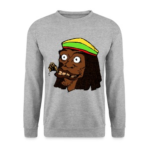 Pull homme rasta - Sweat-shirt Homme