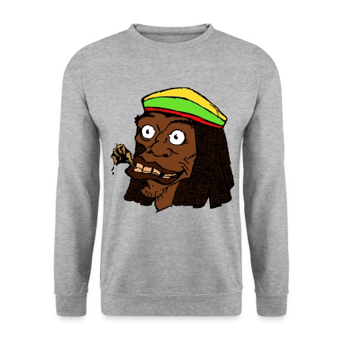 Pull homme rasta - Sweat-shirt Homme