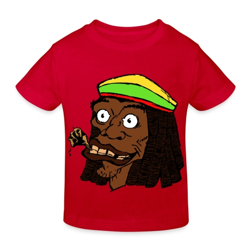 T shirt enfant rasta - T-shirt bio Enfant