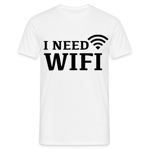 wifi - T-shirt Homme