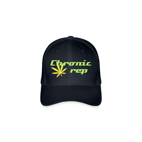 Chronic Rep Baseball Cap - Flexfit Baseball Cap