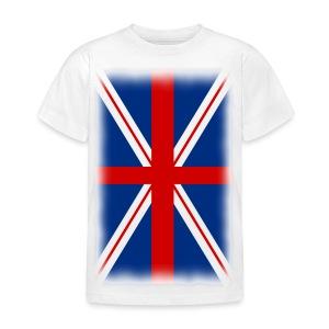 T shirt enfant drapeau anglais - T-shirt Enfant