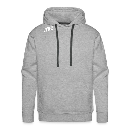 JKC Sweater GREY - Men's Premium Hoodie