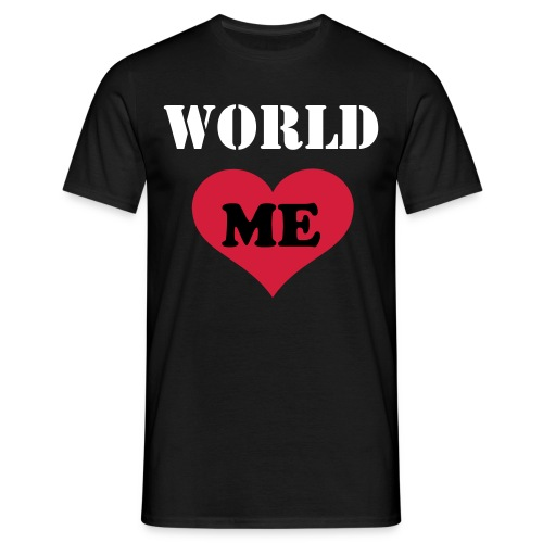 World Love - T-shirt Homme