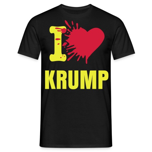 I Love Krump - T-shirt Homme