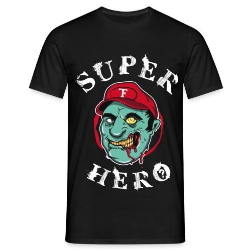 Tshirt Super Hero? - Maglietta da uomo