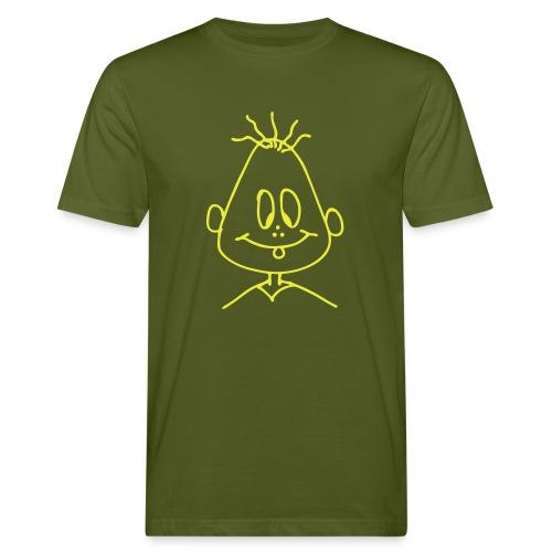 Männer T-Shirt Druck vorne - Männer Bio-T-Shirt