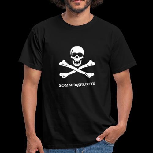 ~ Sommersprotte ~  - Männer T-Shirt