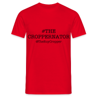 T-Shirts ~ Men's T-Shirt ~ #The Croppernator