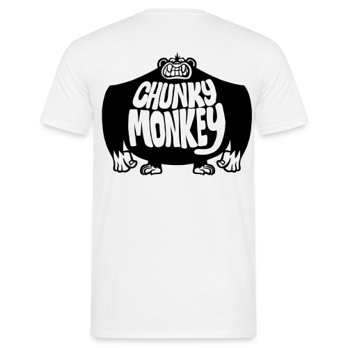 Chunky Monkey T - Men's T-Shirt