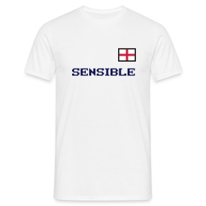 Sensible England - Men's T-Shirt