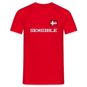 Sensible Denmark - Men's T-Shirt