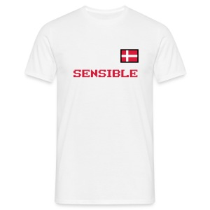 Sensible Denmark II - Men's T-Shirt