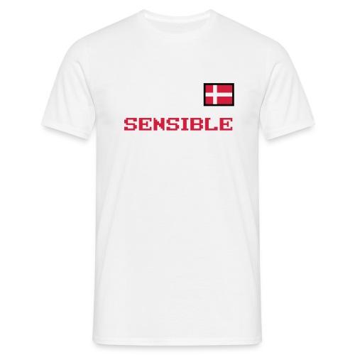 Sensible Denmark II - Men's T-Shirt