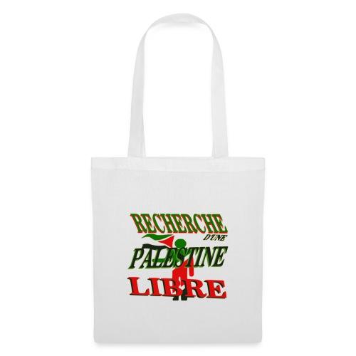 Recherche Palestine libre - Tote Bag