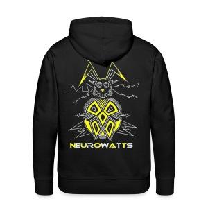 Dycap ! homme - Sweat-shirt à capuche Premium pour hommes