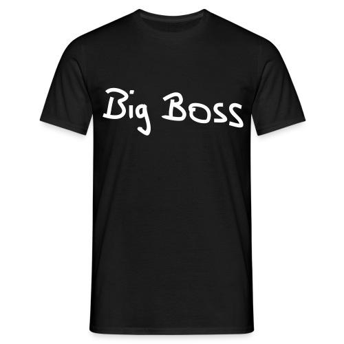 Big Boss - Mannen T-shirt