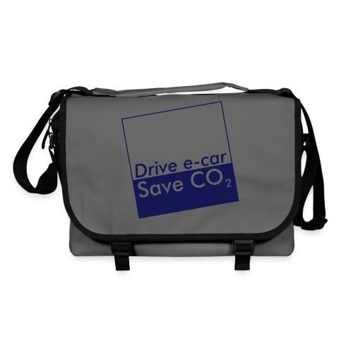 Drive e-car - Save CO2   © by TOSKIO-VTMS - Umhängetasche