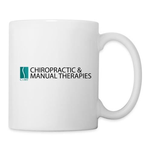 Chiropractic & Manual Therapies (mug) - Mug