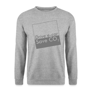 Drive e-car - Save CO2   © by TOSKIO-VTMS - Männer Pullover