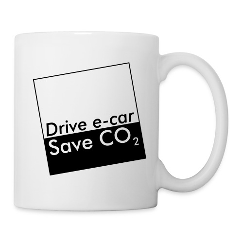 Drive e-car - Save CO2   © by TOSKIO-VTMS - Tasse