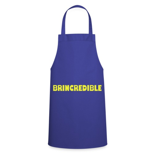Brincredible apron - Cooking Apron