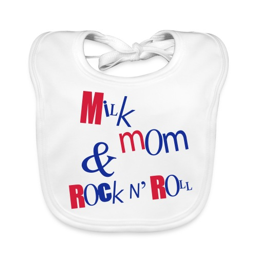 Milk mom & rock n' roll - Bavaglino