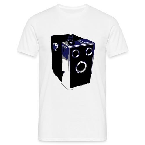 Box Camera Mens T-Shirt - Men's T-Shirt