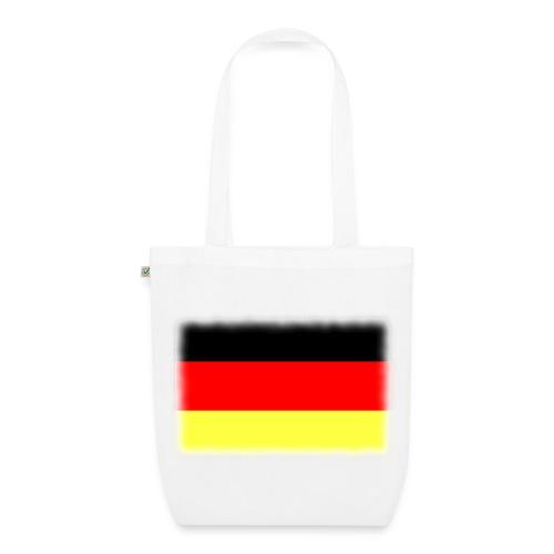 Sac drapeau allemand - Sac en tissu biologique
