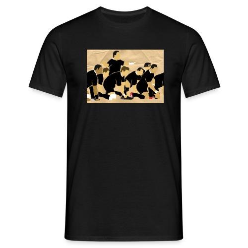 Haka - All Blacks - heren - Mannen T-shirt