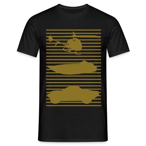 Stripe Rc - Men's T-Shirt