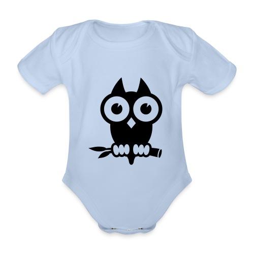 3 - Baby Bio-Kurzarm-Body