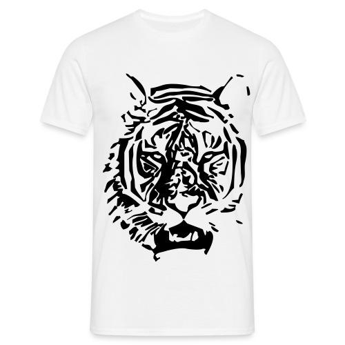 Tiger Shirt - Men's T-Shirt